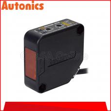 AUTONICS PHOTO ELECTRIC SENSOR, 12-24VDC ~ RETROREFLEC+POLAR~ 3M ~ R/O, (BEN3M-PFR)