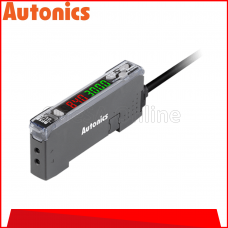 AUTONICS FIBER OPTIC SENSOR, RED LED ~ 12-24VDC, (BF5R-D1-N)