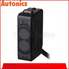AUTONICS PHOTOELECTRIC SENSOR, 12-24VDC ~ DIFFUSE REFLECTIVE ~ 100MM, (BJ100-DDT)