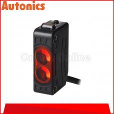 AUTONICS PHOTOELECTRIC SENSOR, 12-24VDC ~ DIFFUSE REFLECTIVE ~ 300MM ~ T/O, (BJ300-DDT)