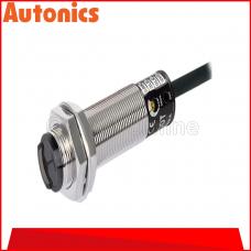 AUTONICS PHOTOELECTRIC SENSOR, 12-24VDC ~ DIFFUSE REFLECTIVE ~ 400MM ~ T/O, (BR400-DDT-P)