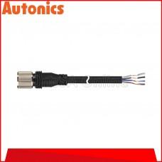 AUTONICS ENCODER CONNECTOR CABLE, SOCKET TYPE ~ 2M CABLE, (CID408-2)