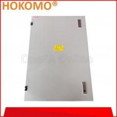 HOKOMO DISTRIBUTOR BOARD, 3ROW ~ 18WAY PER ROW ~ WITH MCCB & ELCB SLOT, (DB18W3R-ME)