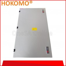 HOKOMO DISTRIBUTOR BOARD, 4 ROW ~ 18WAY PER ROW ~ WITH MCCB & ELCB SLOT, (DB18W4R-ME)