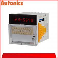 AUTONICS COUNTER (8 DIGIT), 100-240VAC, (FX8M-1P4-A240)