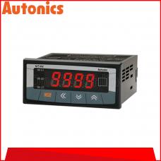 AUTONICS DIGI PANEL METER (4 DIGIT), AC AMPERE METER ~ 100-240VAC ~ R/O, (MT4W-AA-41)
