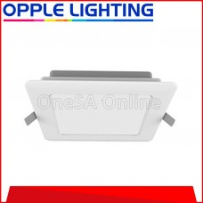 OPPLE LED ECOMAX DOWNLIGHT, SQUARE ~ 12W, (OP-DL-ES2-S150-12W-4000/CW)