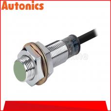 AUTONICS PROXIMITY SENSOR M12, 12-24VDC ~ 2MM ~ DC3 WIRE ~ NPN NO, (PR12-2DN)