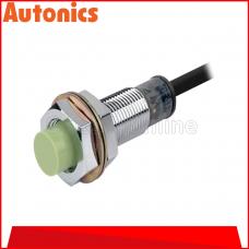 AUTONICS PROXIMITY SENSOR M12, 100-240VAC ~ 4MM ~ AC2 WIRE ~ N/OPEN, (PR12-4AO)