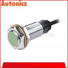 AUTONICS PROXIMITY SENSOR M18, 12-24VDC ~ 5MM ~ DC3 WIRE ~ NPN NO, (PR18-5DN)