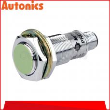 AUTONICS PROXIMITY SENSOR M18, 12-24VDC ~ 5MM ~ DC3 WIRE ~ NPN NO, (PRCM18-5DN)