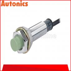 AUTONICS PROXIMITY SENSOR M12, 12-24VDC ~ 4MM ~ DC3 WIRE ~ NPN NO, (PRL12-4DN)