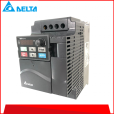 DELTA INVERTER, E SERIES ~ 1.5KW/2HP ~ 220V ~ 1PH, (VFD015E21A)