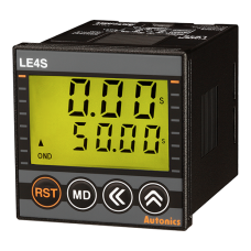 LCD Display Timer. 4-digit 24-240VAC, VDC