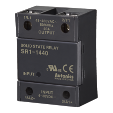 Solid State Relays. 40A, 48-480VAC