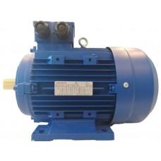 Aluminium Motor. fs112M, 2 pole, 4kw