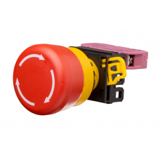Ø22/25mm Emergency Stop Mushroom Push Button