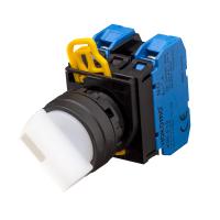 Ø22/25mm Illuminated Switches. 45° 3-Position