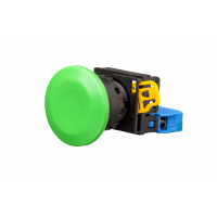Ø22/25mm Push Button Mushroom 40mm