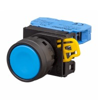 Ø22/25mm Push Button Flush, Momentary