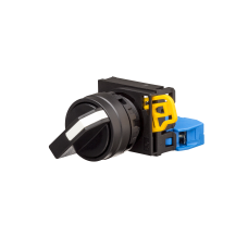Ø22/25mm Selector Switches, 90° 2-Position