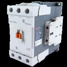 LS AC Contactor (Metasol),  45KW/60HP 85A 1NO+1NC