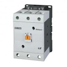 LS AC Contactor (Metasol), 75KW/100HP 150A 1NO+1NC