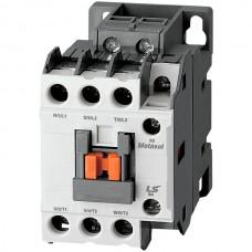 LS AC Contactor (Metasol), 4KW/5HP 9A 1NO+1NC