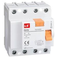 LS ELCB 4P 100A