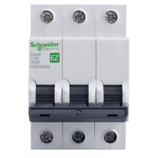 Miniature circuit breakers EZ9F34363