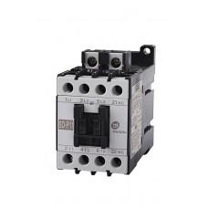 Magnetic contactor, 5.5KW 12A 1NO1NC 24VDC