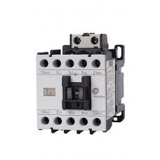 Magnetic contactor, 5.5KW 12A 1NO1NC 24~415VAC