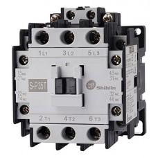 Magnetic contactor, 15KW 27A 2NO2NC 24~415VAC