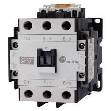 Magnetic contactor, 30KW 52A 2NO2NC 120~415VAC